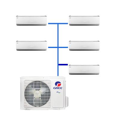 Мульти сплит система Gree GWHD(42)NK3AO / GWH(09)QB-K3DNC2G/I (5 шт.)
