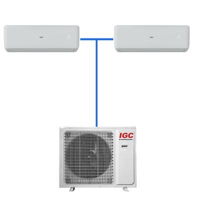 Мульти сплит система IGC RAM2-X14UNH/RAK-X07NH*2шт