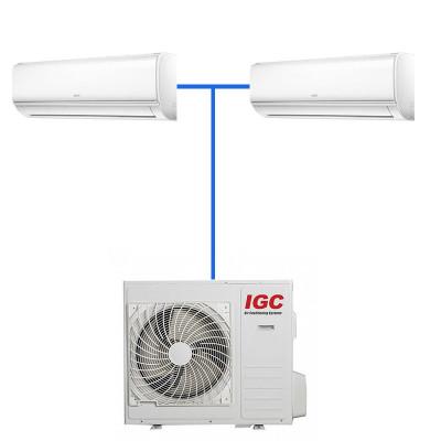 Мульти сплит система IGC RAM3-M21UNH/RAK-M09NH*3шт