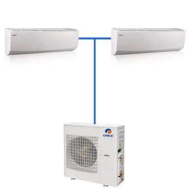 Мульти сплит система Gree GWHD(18)NK3KO(LCLH) / GWH(09)QB-K3DNC2G/I (2 шт.)
