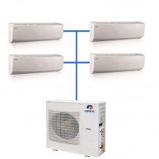 Мульти сплит система Gree GWHD(24)NK3MO(LCLH) / GWH(09)QB-K3DNC2G/I 3 шт.