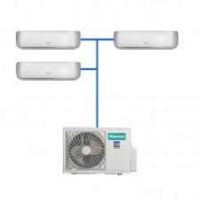 Мульти сплит система Hisense AMW3-24U4SZD/AMS-09UR4SVETG67