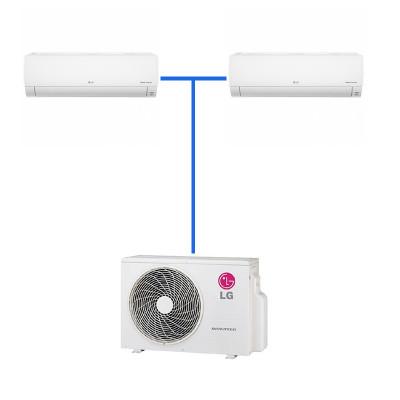 Мульти сплит система LG PM05SP.NSJR0 (2 шт.) / MU2M15.UL4R0