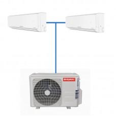 Мульти сплит система Shivaki SRH-PM182DC/SSH-PM092DC (2шт)