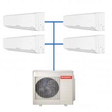 Мульти сплит система Shivaki SRH-PM369DC / SSH-PM079DC
