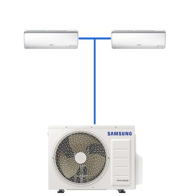 Мульти сплит система Samsung AJ025RBTDEH/AF (2 шт.) / AJ050FCJ2EH/EU