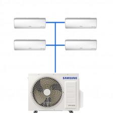 Мульти сплит система Samsung AJ020RBTDEH/AF (4 шт.) / AJ070FCJ4EH/EU