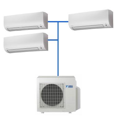 Мульти сплит-система Daikin ATXP20M (3 шт.) / 3MXM52N9