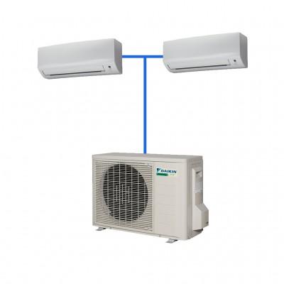 Мульти сплит система Daikin 2MXS40H / FTXB25B1V1