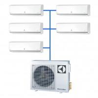 Мульти сплит система ELECTROLUX EACO/I-42 FMI-5/ EACS/I-09HM FMI/N3 (5 шт.)