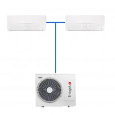 Мульти сплит система Energolux SAM18M1-AI/2 / SAS09M2-AI (2 шт)