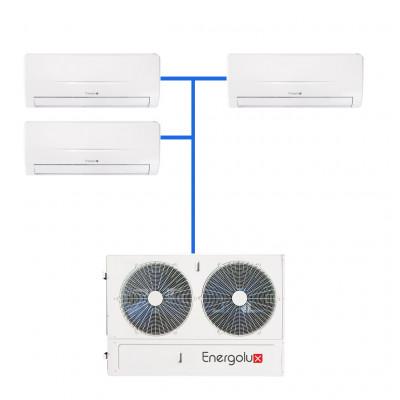 Мульти сплит система Energolux SAM36M2-AI/4 / SAS07M2-AI / SAS12M2-AI / SAS18M2-AI