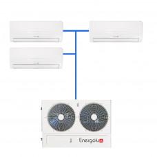 Мульти сплит система Energolux SAM36M2-AI/4 / SAS12M2-AI (3 шт)