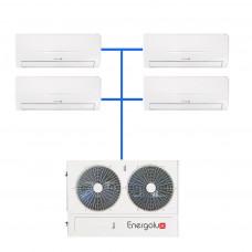 Мульти сплит система Energolux SAM36M2-AI/4 / SAS07M2-AI (4 шт.)