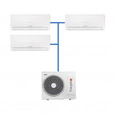 Мульти сплит система Energolux SAM21M1-AI/3+SAS07M2-AI